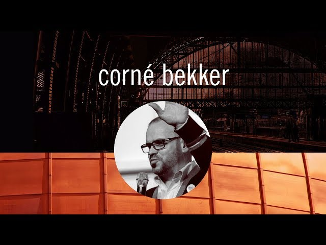 Convergence 2015 | The Purpose of Miracles | Corné Bekker