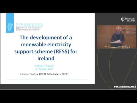 Renewable Electricity Support Scheme - Design Consultation