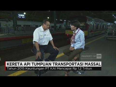 Insight With Desi Anwar - Kereta Api Tumpuan Transportasi Massal