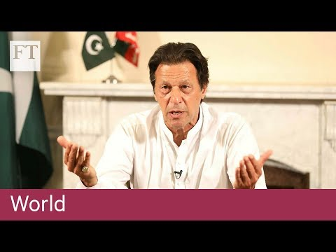 Imran Khan declares victory in historic Pakistan election