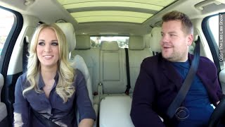 Carrie Underwood, James Corden Belt Out Country For Carpool Karaoke - Newsy