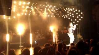 Prinz Pi - Frühstücksclub der toten Dichter (Live in Stuttgart, LKA Longhorn 20/12/13)