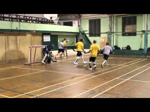 Ball Hockey Bermuda November 4 2011
