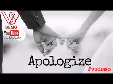 #vsdemo (Влад Соколовский) - Apologize