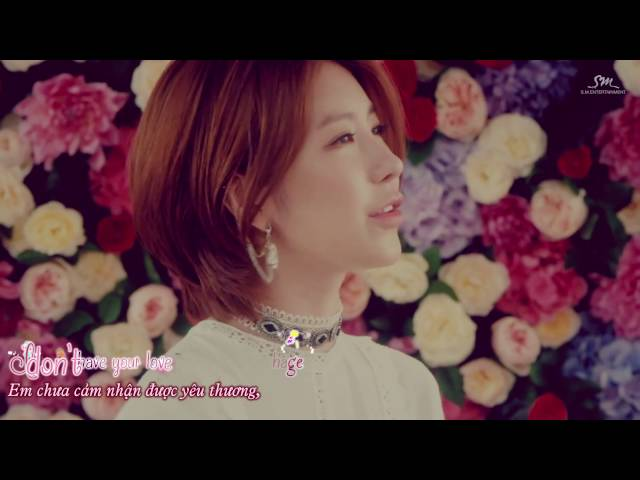 [Karaoke + Vietsub][MV] J-Min - Ready For Your Love