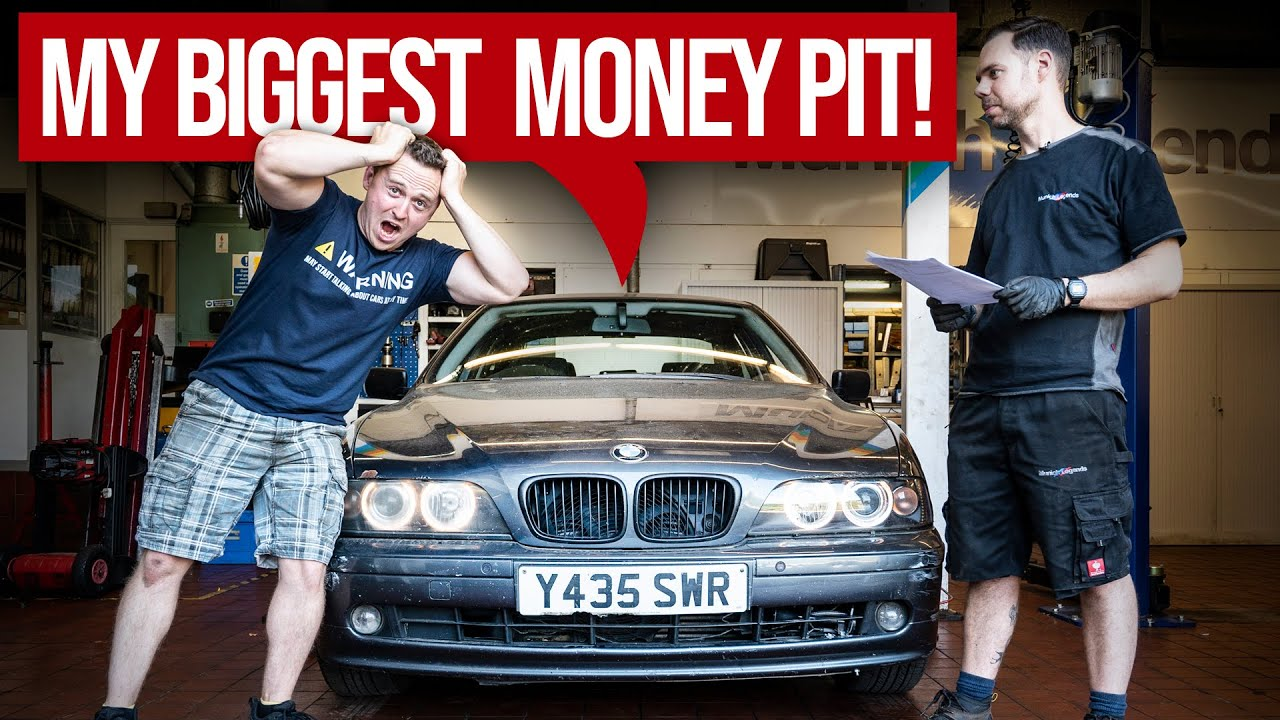 Here's Everything Wrong With My £150 BMW