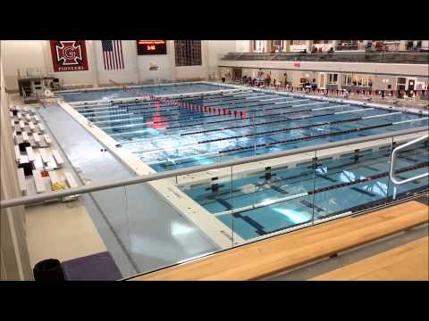 Day 2 Of The 2015 Midwest Conference Swimming And Diving Championship Youtube