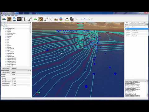 Carlson P3D Topo 2016 | Basic Surfaces & Importing Survey Data
