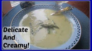 How To Make Cream Of Asparagus Soup