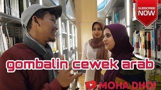 Gombalin cewek arab di vlog alexandria (last)