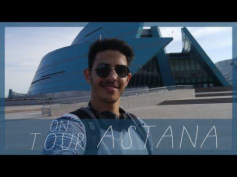 Urlaub in ASTANA | TOUR THROUGH ASTANA | Follow me