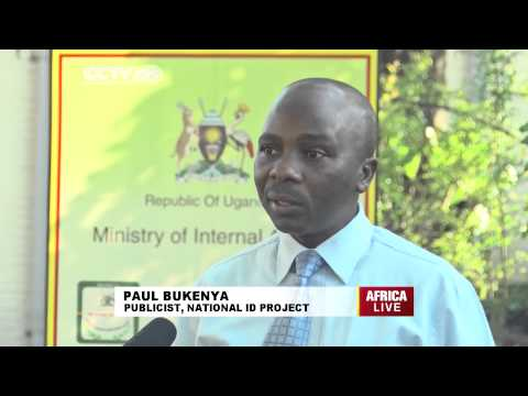 Issuance Of National IDs Begin In Uganda