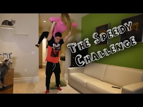 THE SPEEDY CHALLENGE
