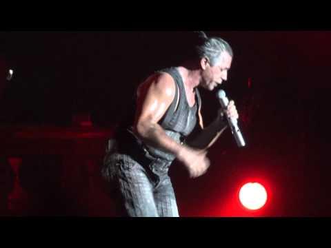 Rammstein Asche Zu Asche Live Montreal 2012 HD 1080P