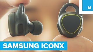 Samsung's Gear IconX First Look   Mashable
