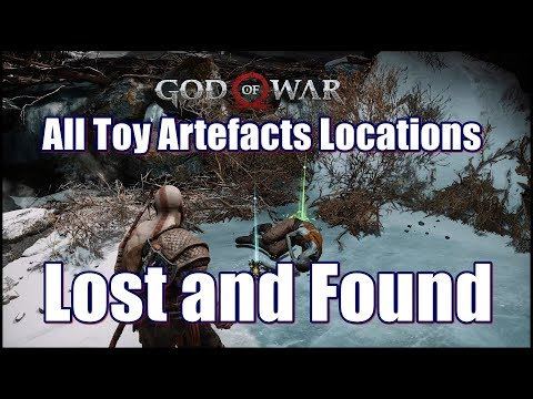 God of War Lost and Found Quest – All Toy Artefacts Locations