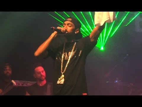 "Nipsey Hussle - ""Don't Take Days Off"" At HOB Hollywood 