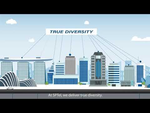 SPTel True Network Diversity