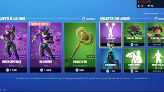 SEPTEMBER 7, 2019 - FORTNITE ITEM SHOP SEPTEMBER 7 2019 - NEW PACK OBSCURE X