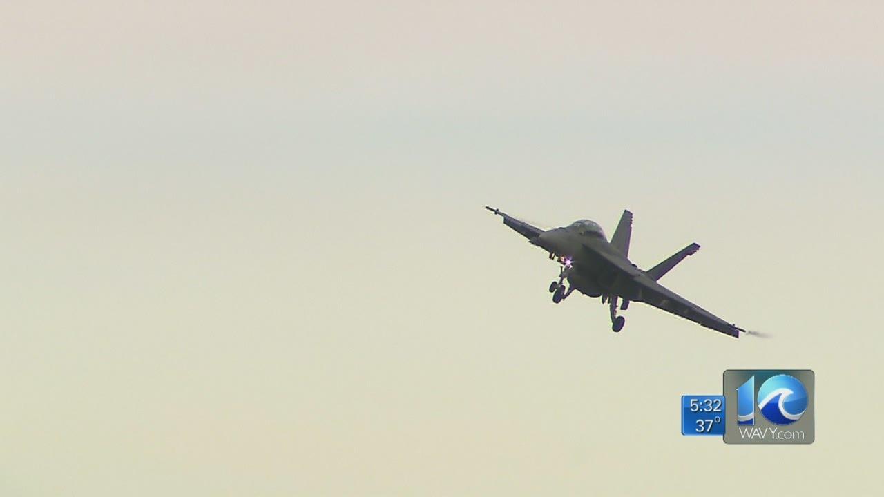 Anita Blanton on Navy jet crash report - YouTube