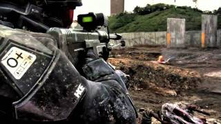 Halo Reach Live Action Montage