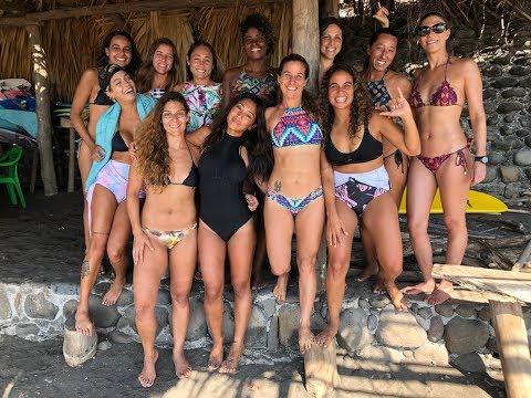 31 BBQ Only Girls El Salvador Fevereiro 2019 Episódio 1