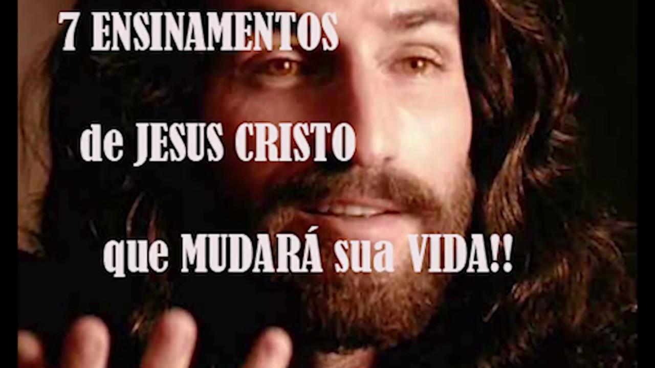Frases Guerreiros De Cristo: 7 Ensinamentos De JESUS CRISTO Que MUDARÁ Sua VIDA!