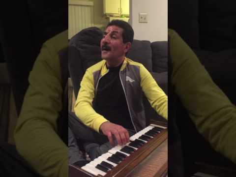 Jawad kari,   Ahmad zahir song Tu Ba bar e deegaray