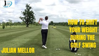 EASIEST SWING IN GOLF, HOW TO SHIFT YOUR WEIGHT CORRECTLY IN THE GOLF SWING, SENIOR GOLF SPECIALIST