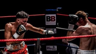 Michael Gomez Jr v Jamie Quinn - Black Flash Promotions #BBTVLIVE