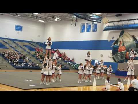 Wpial Cheer competition 2017