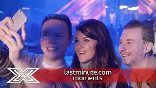 lastminute com moments | Ultimate X Factor Fan Experience | The X Factor UK 2016
