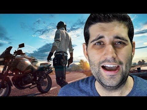 PUBG BATTLEGROUNDS - JOGAMOS O FINO DO FINO NESSA PARTIDA