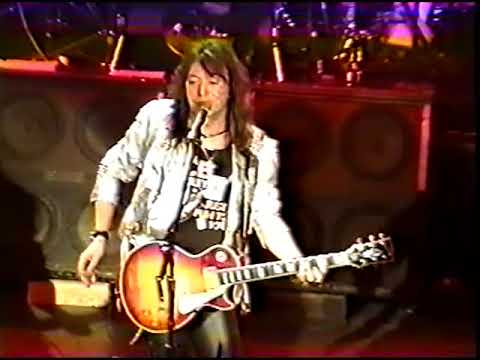 Ace Frehley: live in New York 1993