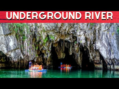 SECRETS OF PUERTO PRINCESA UNDERGROUND RIVER REVEALED|FULL HD