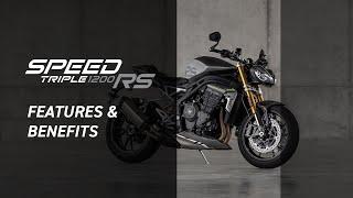 【解説動画】スピードトリプル 1200 RS (Speed Triple 1200 RS)  l 究極の高性能ネイキッドスポーツ 解説