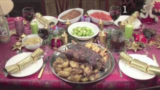 How To Make Roasted Goose With Lemon And Thyme Stuffing