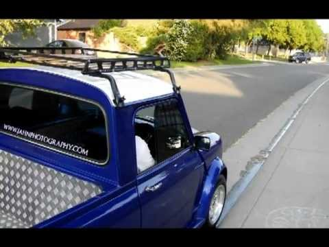 mini cooper pickup truck youtube. Black Bedroom Furniture Sets. Home Design Ideas