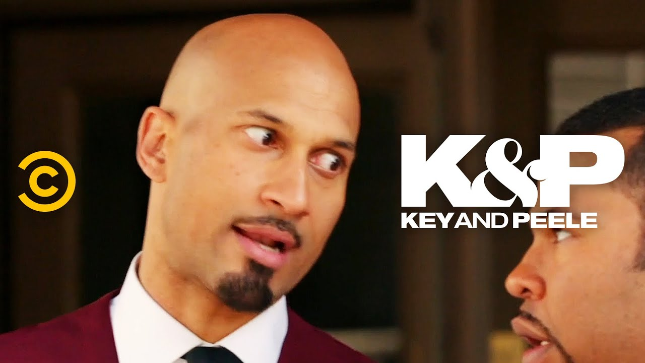 The Valets Talk Mel Gibsons - Key & Peele