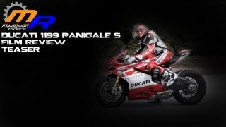 Ducati 1199 Panigale S Review Teaser