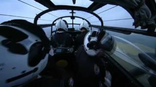 Inside the Lancaster Bomber Royal Wedding 2011