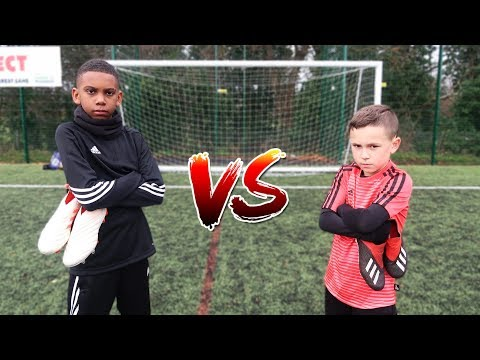 KAILEM VS KEYL SKILLS | ULTIMATE ADIDAS FOOTBALL CHALLENGE!