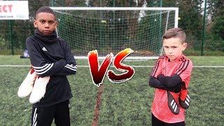KAILEM VS KEYL SKILLS   ULTIMATE ADIDAS FOOTBALL CHALLENGE!