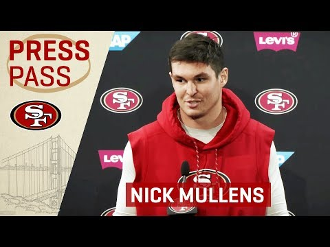 Nick Mullens Eager for Opportunity to Start Against the Rams | San Francisco 49ers