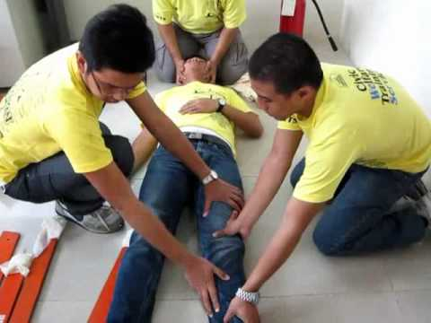 UST NSTP Disaster Response and Awareness
