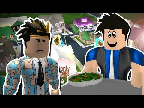 I GOT SICK IN BLOXBURG! SICK DAY ROUTINE! (Roblox Roleplay)