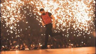 Drake - Scorpion x Los Angeles // By Gibson Hazard