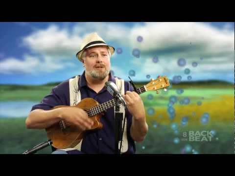 Ukulele Jim on BackBeat TV