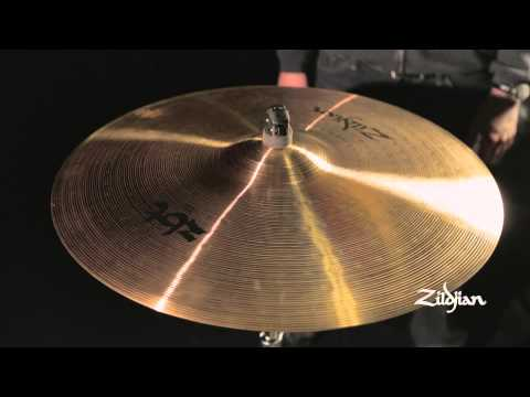 "Zildjian Sound Lab - 22"" ZBT Ride"