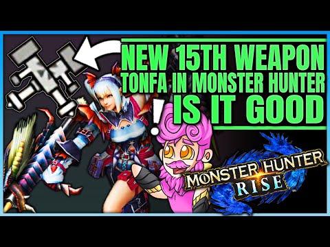 Tonfas the 15th Monster Hunter Weapon  Fun or Failure  Full Breakdown  Monster Hunter!